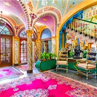 Florida's colorful 'Kellogg Mansion,' once owned by the famed cereal tycoon, is back on the market