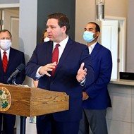 Gov. DeSantis says it 'doesn't make sense' to close Florida's gyms