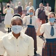 Walt Disney World closes face mask loophole at Orlando parks