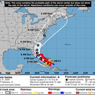 Hurricane Isaias expected to strengthen to Category 2, hurricane watch issued for Brevard County