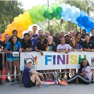 OnePulse Foundation benefit event CommUNITY Rainbow Run moves online for 2020
