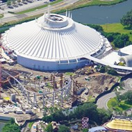Walt Disney World scales back its 50th anniversary, but still moving forward with some projects