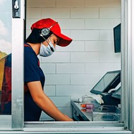 Last week, Gov. Ron DeSantis lifted COVID restrictions on restaurant workers and you were not lovin' it