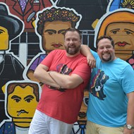 Meet Lego Explore Orlando, the dynamic duo of artists who make finding fun in your city look like a snap