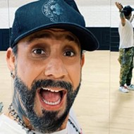 Orlando boy-band alumnus AJ McLean named as contestant on new season of 'Dancing With the Stars'