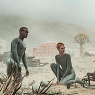 In Ridley Scott's new HBO Max sci-fi series, a male and female android are tasked with raising human children