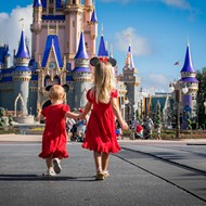 Disney and Universal both hit capacity over the Labor Day weekend, but big holiday events still got the axe