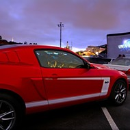 Old Town announces series of spooky drive-in movies in October to celebrate Halloween
