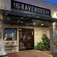 Ravenous Pig to celebrate 13th anniversary by unveiling new beer garden this week