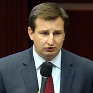 Equality Florida says Jason Brodeur is 'trying to rewrite history' on the anti-gay bill he sponsored