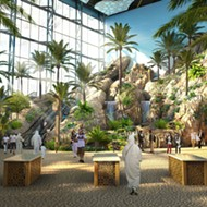 SeaWorld bets big on new Abu Dhabi theme park