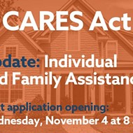 Orange County's CARES portal for individual and family assistance to reopen Wednesday