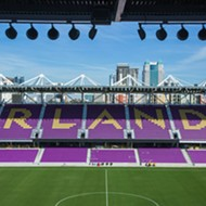 Get a first look at Orlando City Stadium at their open house party this weekend