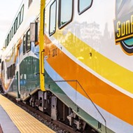 Sunrail service suspended in Orlando and Central Florida on Thursday