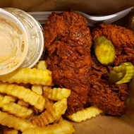 Chicken Fire, the super hot Nashville hot chicken food truck, is opening a brick and mortar space very soon