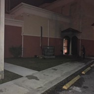 Fire at Florida mosque ruled as arson