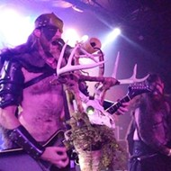 'Sleigher: The Heavy Metal Xmas Party' rages back at the Haven on Friday