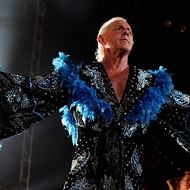 Wrestling legend Ric Flair claims WWE is going to build a 'hall of fame' in Orlando