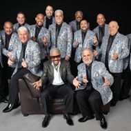 El Gran Combo de Puerto Rico bring Christmas spice to Frontyard Festival on Wednesday