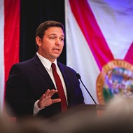 Florida GOP leaders decried mob violence at the national Capitol but were careful not to condemn Trump