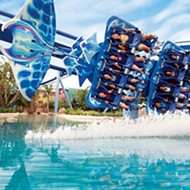 SeaWorld Orlando is planning another coaster, and that's a good sign for the company