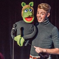 Catch the last two shows of Orlando Fringe fave and not-Muppets cabaret 'Frogpig' this weekend