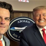Florida Rep. Matt Gaetz says he would resign his seat to defend Donald Trump during impeachment trial if asked