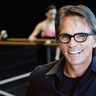 Orlando Ballet Director Robert Hill will take the stage for the first time in two decades in March