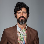 Devendra Banhart gets avid reception, surprises with Cate Le Bon (The Beacham)