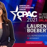 Gun totin' Republican Lauren Boebert to speak at CPAC 2021, which is taking place in a gun-free zone in Orlando