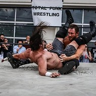 Mayhem on Mills returns with live outdoors wrestling in Orlando this weekend