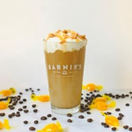 Barnie's launches new butterscotch coffee with dog-friendly Cappy/Yappy Hour