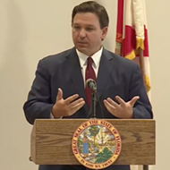 Florida Gov. Ron DeSantis proposes new election legislation that leans a little heavy on voter suppression