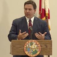 Florida Gov. Ron DeSantis proposes new election legislation that leans a little heavy on voter suppression