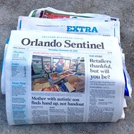 Orlando Sentinel newspaper sold to vulture capitalists Alden