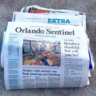 Orlando Sentinel newspaper sold to vulture capitalists Alden