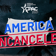 Young Pharaoh's appearance at CPAC's 'America Uncanceled' in Orlando has been 'canceled' because of his anti-Semitism