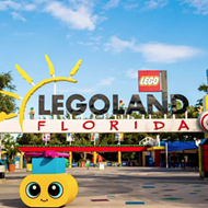 Study shows Legoland, Disney boost nearby home values