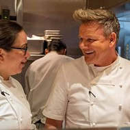 Gordon Ramsay apparently bringing a fish and chips joint — and colourful expletives? — to Orlando's Icon Park