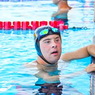 Maitland Special Olympian, Ironman finisher Chris Nikic to take part in 'Swim For Inclusion' fundraiser on Saturday