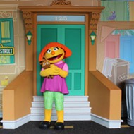 It's time to meet a Muppet: Sesame Street's Julia coming to SeaWorld for Autism Acceptance Month
