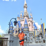 Texas man completes 'Mouse to Mouse' run from Disneyland to Walt Disney World