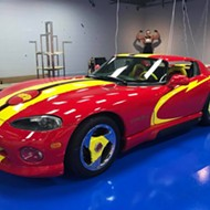 Hulk Hogan offers look inside his new I-Drive beach shop