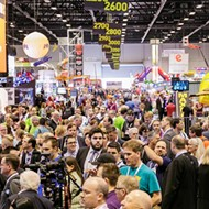 IAAPA's annual amusement industry expo will return to Orlando, but not to normal