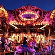 Hamlin Fair carousels into Winter Garden on April 23