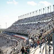 Daytona International Speedway says August's Coke Zero Sugar 400 will be at full capacity