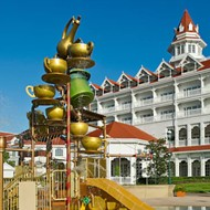 Disney replaces hotel rooms with timeshare units at one of its most popular resorts