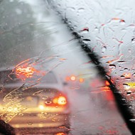 You win, OK? Floridians will be able to use their hazard lights during rainy weather starting July 1