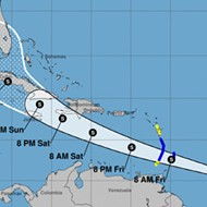 Orlando is in Tropical Storm Elsa's potential path