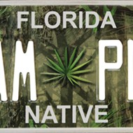 Proposed camo 'Florida Native' license plates will let you be the best kind of Florida Man